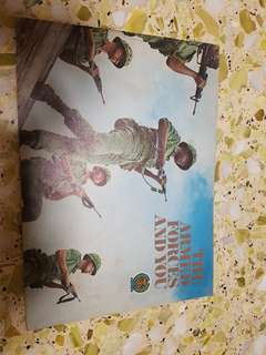 collectibles...army booklet