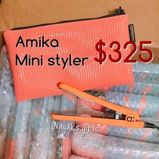 Amika Mighty Mini Styler 鈦金屬造型器