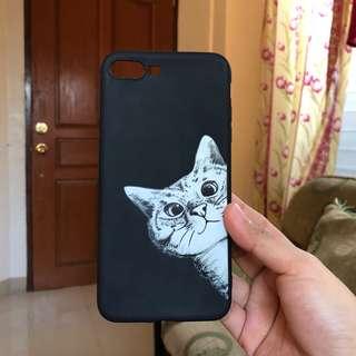 Iphone 7/8 plus cases: cat