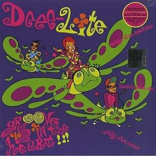 [RSD 2017 Pink Vinyl] Deee-Lite Groove Is In The Heart / What Is Love? [VINYL]
