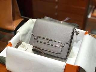 Hermes Roulis handbag
