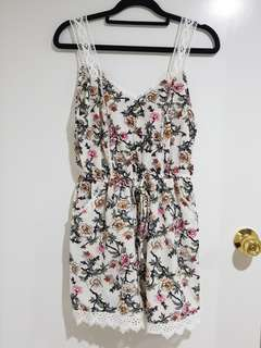 Gorgeous floral jumpsuit