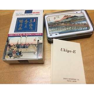 cards - japan classic  浮 繪