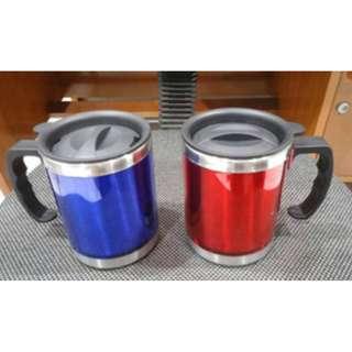 Souvenir Tumbler Mug Gagang bahan stainless