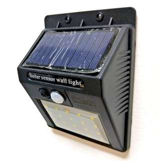 Solar Light (20 LED - Wall mount)