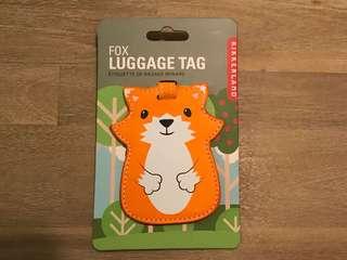 Brand New Adorable Animal Luggage Tag