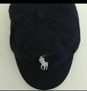 Polo Ralph Lauren Baseball Cap - Black