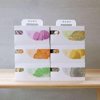 台灣代購 森林麵食 純麵條組 10包 共3盒