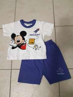 Disney Mickey Set