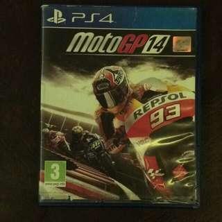 MotoGP 14 (PS4 CD Game)
