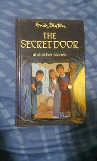 The Secret Door and other stories (Enid Blyton)
