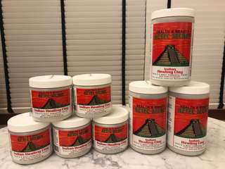 INSTOCK Aztec Secret Indian Healing Clay 1lb / 2lb