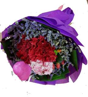 [DELIVER ON 13th MAY] FRESH Flowers