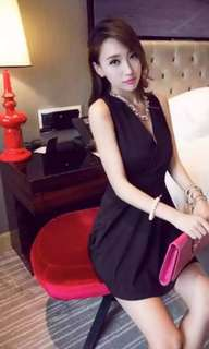 Korean Flair Dress