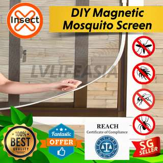 Mosquito & Insect Screen / Dengue Prevention