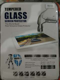 Tempered glass screen protector for ipad 2/3/4