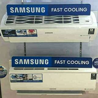 "Brandnew SAMSUNG INVERTER 2018 Split type Aircon ""FREE INSTALLATION & DELIVERY"""