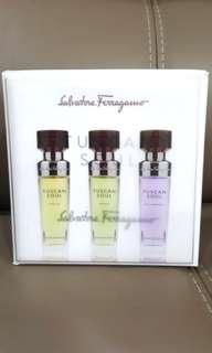 BNIB Salvatore Ferragamo's New Tuscan Soul Fragrance