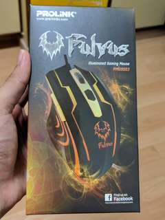 Prolink pmg9003 gaming mouse