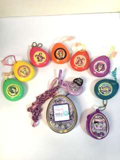 tamagotchi bundle with freebee