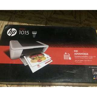 Unused HP Deskjet 1015