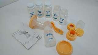Avent Manual Single Breast Pump