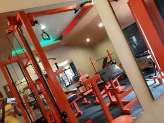 Gym Equipment with Freebies