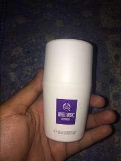 The bodyshop deodorant