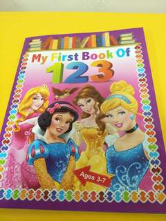 Preschool activities books
