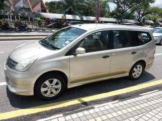 Nissan Livina 1.6 for Sales