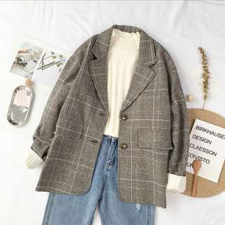 《BN》Spring // Autumn Korean Style Coat with pockets