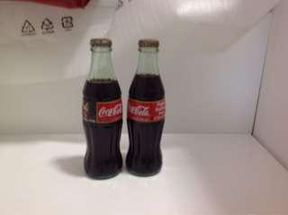 可口可樂 聖誕特別版 x2