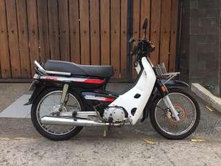 Honda Astrea Legenda 2001
