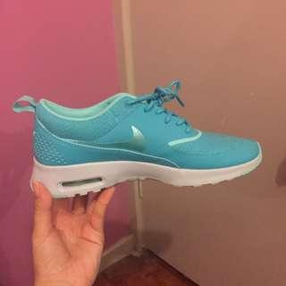 Nike Air Max Thea turquoise size US 6/ EU 36.5