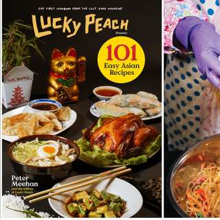 Lucky peach presents 101 easy Asian recipes - EPUB