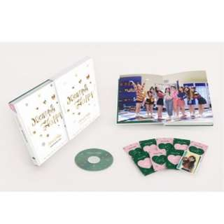 [Photobook&DVD] TWICE - TWICE Merry & Happy MONOGRAPH (Limited Edition)