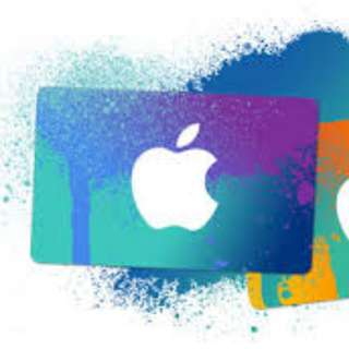 USD100 USA iTunes gift card credits code - US$100 $100 USD