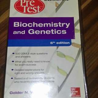 Handbook For Biochemistry & Genetics