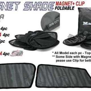 Magnet shade Honda