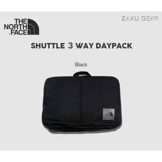 The North Face SHUTTLE 3WAY DAYPACK