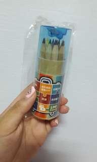 12色 色鉛筆組合