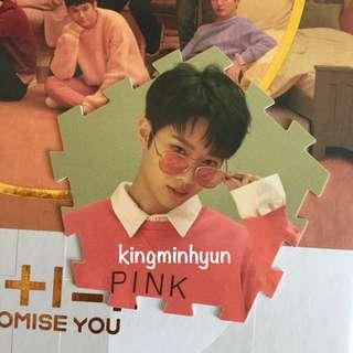 [wtt/wts] wanna one 2nd mini album – i promise you
