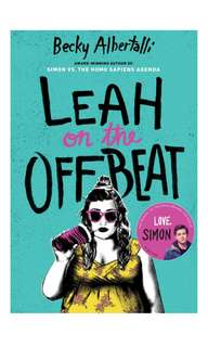 Ebook Leah on the Offbeat