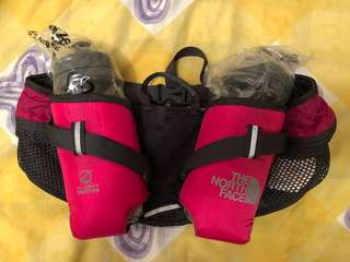 The North Face waistpack 運動腰包