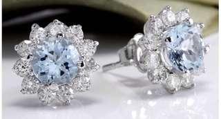925 Sterling Silver Earrings for sale