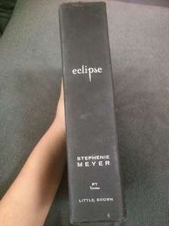 Hardbound Eclipse by Stephanie Meyer