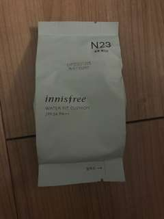 Innisfree Water Fit Cushion Refill N23