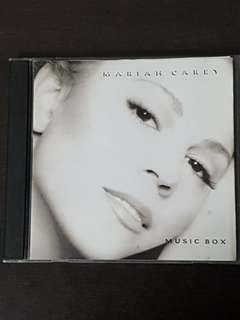 🚚 Mariah Carey - Music Box (1993) Audio CD