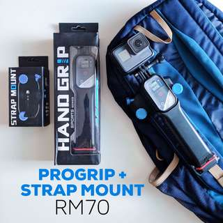 ProGrip with Strap Mount Backpack