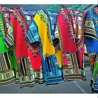 DASHIKI BAMBOO T-SHIRT from ( Indonesia )